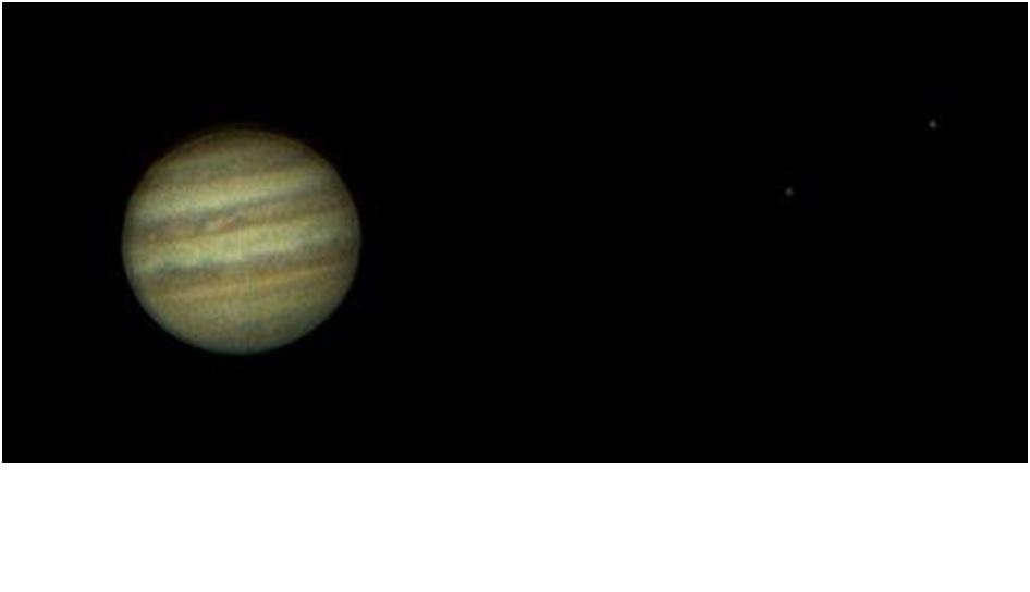 Jupiter juin 2017