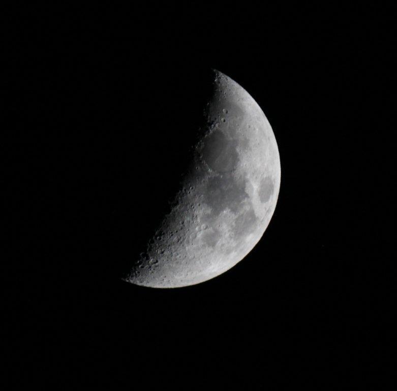 Lune du 14 12 2018
